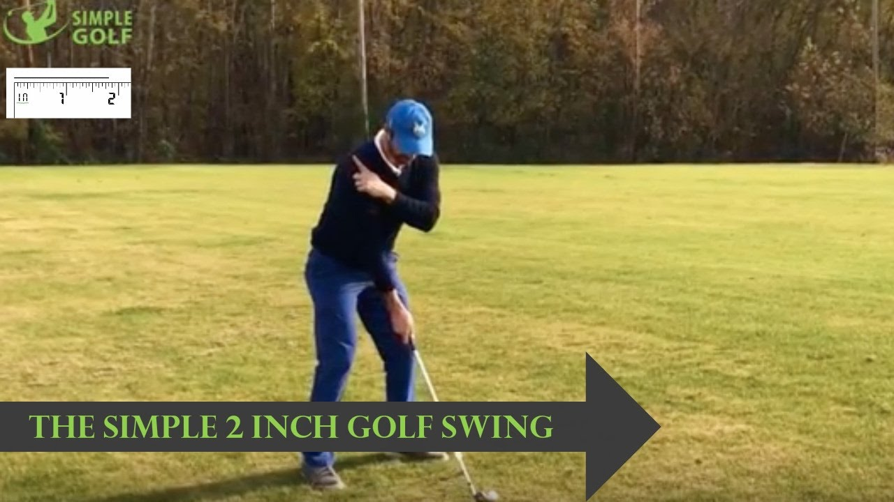 Learn A Simple Golf Swing In 2 Moves - Push and Pull - The ...