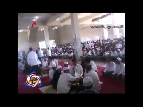 Pernikahan Mubarokah 35 Pasang Santri Ponpes Hidayatullah