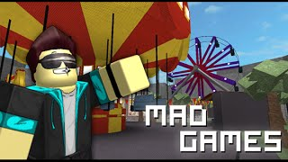 360 NO SCOPED!!! Mad Games / Roblox