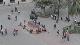 El pasado incaico de la Plaza de Armas de Santiago