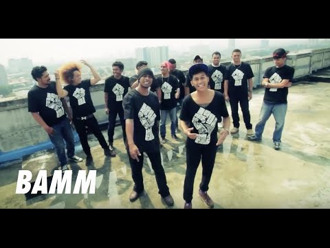 GANDONG || Arles Tita ft. Argon 'X || The BAMM Project || Beta Alifuru Maluku Melanesia