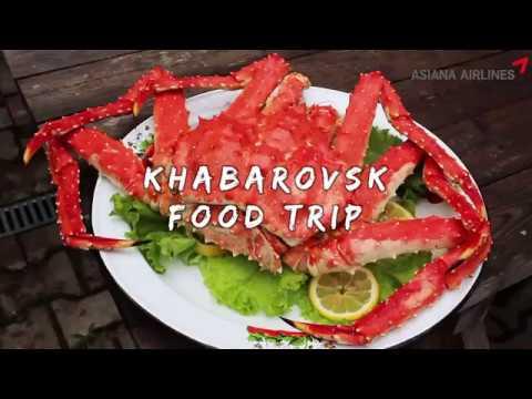 Khabarovsk - Food Trip