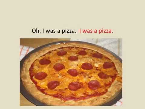 I Am a Pizza With Sing-A-Long Lyrics