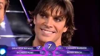Showmatch 2010 - Alé y Barbieri VS Alfano