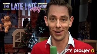 The Late Late Toy Show available worldwide on RTÉ Player