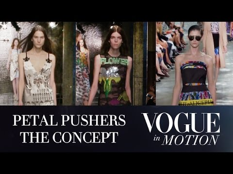 Vogue in Motion - Petal Pushers: EP 1 of 3 - Behind the Scenes of a Vogue Fashion Editorial Shoot