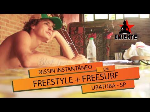 Nissin Instantâneo. Freestyle + Freesurf em Ubatuba