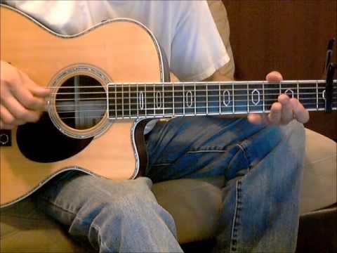 Comfortable Guitar Tutorial