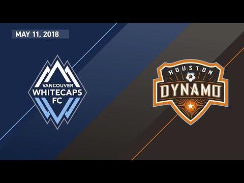 HIGHLIGHTS: Vancouver Whitecaps FC vs. Houston Dynamo | May 11, 2018