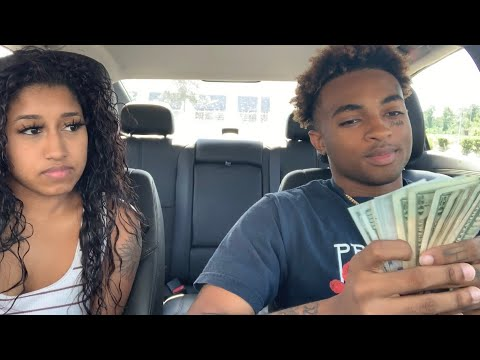 I'LL GIVE YOU $5,000 IF YOU CAN TURN ME ON IN 5 MINUTES! Won't believe what she did..