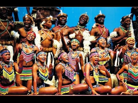 The Magnificent South African UMOJA Dance Troupe