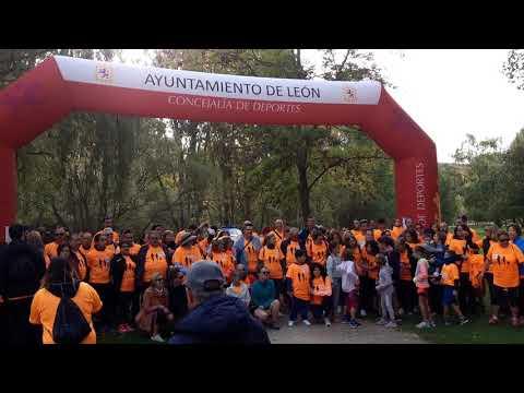 Arranca la II Marcha León Camina por la Salud Mental