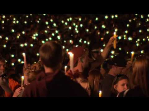 Virginia Tech: Day of Remembrance Vigil