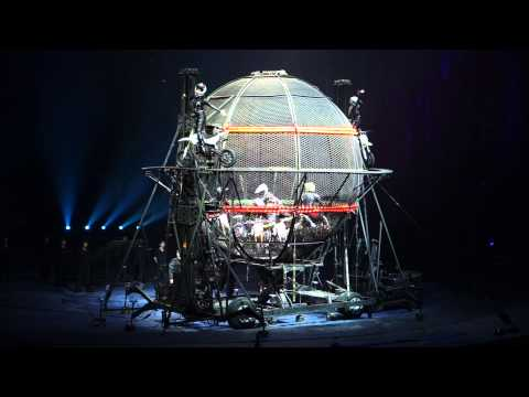 Guangzhou Chimelong International Circus - The Ball of Death