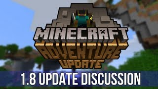 Minecraft (Xbox 360) - 1.8.2 Update - What Are You Looking Forward To? | Discussion