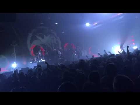 The Prodigy Live 09.12.2017 Zenith München