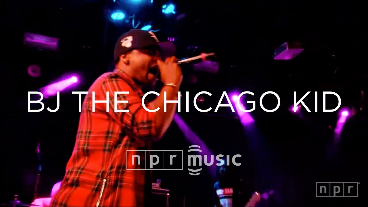 BJ The Chicago Kid | NPR MUSIC FRONT ROW