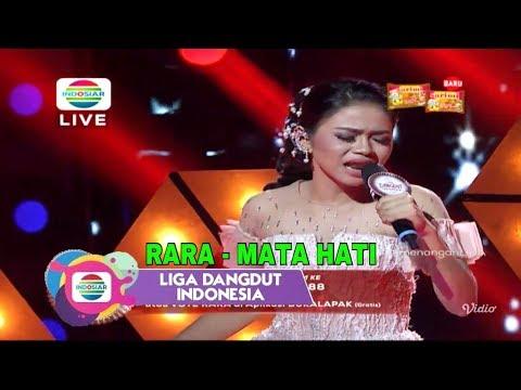 Rara (Sumatera Selatan) - Mata Hati | Konser Kemenangan Liga Dangdut Indonesia