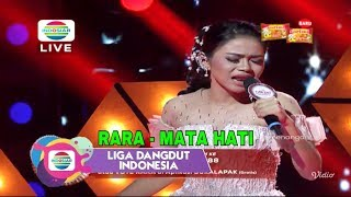 Video Rara (Sumatera Selatan) - Mata Hati   Konser Kemenangan Liga Dangdut Indonesia download MP3, 3GP, MP4, WEBM, AVI, FLV Juni 2018