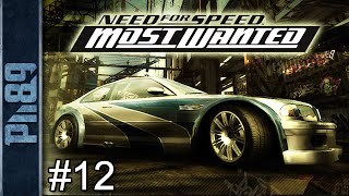 Need For Speed Most Wanted Black Edition Gameplay Walkthrough Part #12 Blacklist #5: Webster 1/2