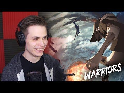 Imagine Dragons: Warriors | League of Legends РЕАКЦИЯ thumbnail