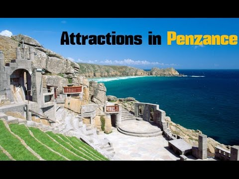 Top 17. Best Tourist Attractions and Beautiful Places in Penzance - Travel Cornwall, England