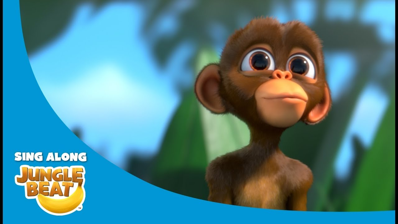 Monkey in the Sky – Sing Along with Jungle Beat #4