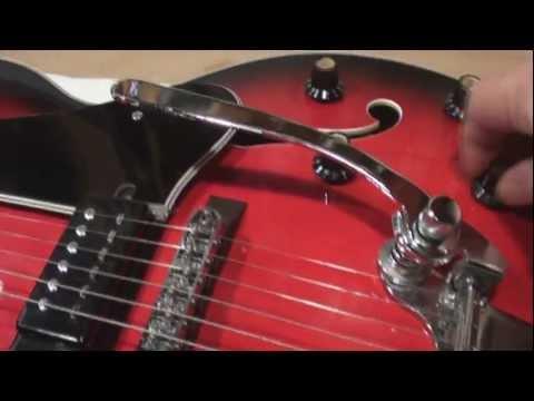Aria Guitar Repair and Gooch