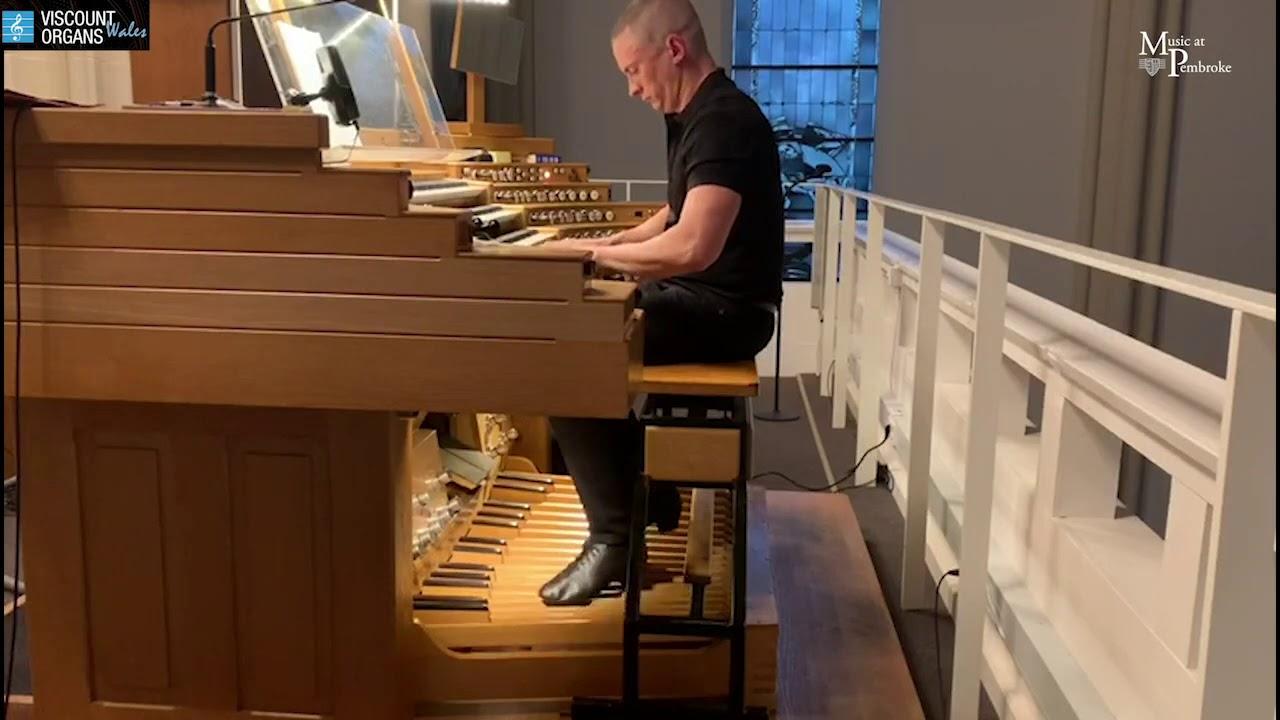 The Bach-a-thon has begun!