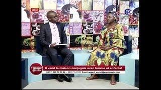 REGARD SOCIAL - IL VEND LA MAISON CONJUGALE AVEC FEMME ET ENFANTS. Equinoxe tv 02 11 17