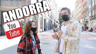 ANDORRA Y LOS YOUTUBERS | Preguntando por Andorra y los impuestos