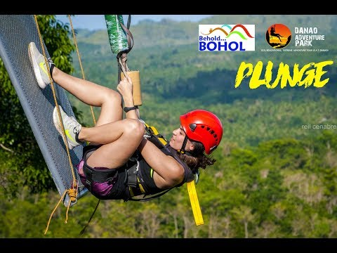 Scariest Ride in the Philippines -- The PLUNGE