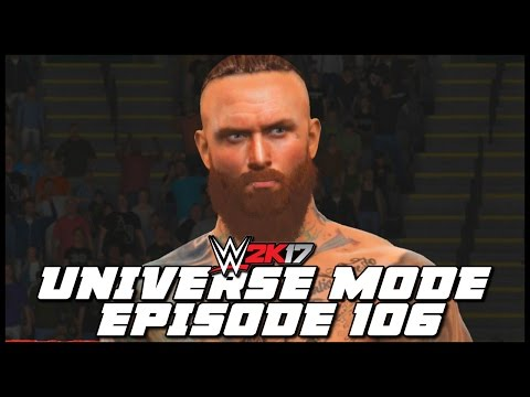 WWE 2K17 | Universe Mode - 'SUBMISSION SHOCKER!' | #106