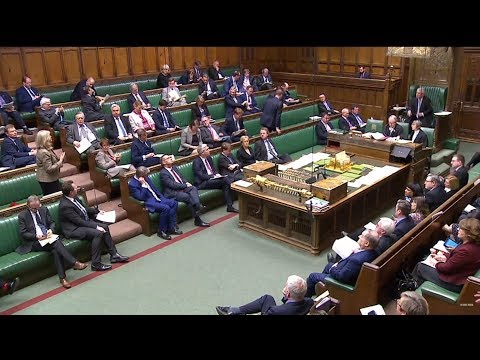 MPs hold second round of indicative votes