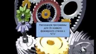 CNC Guitar Solidworks/Mastercam/ первый