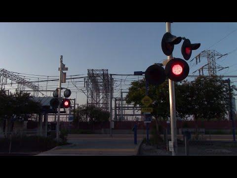 Power Inn Station Pedestrian Crossings Malfunction and Sacramento Light Rail, Sacramento CA
