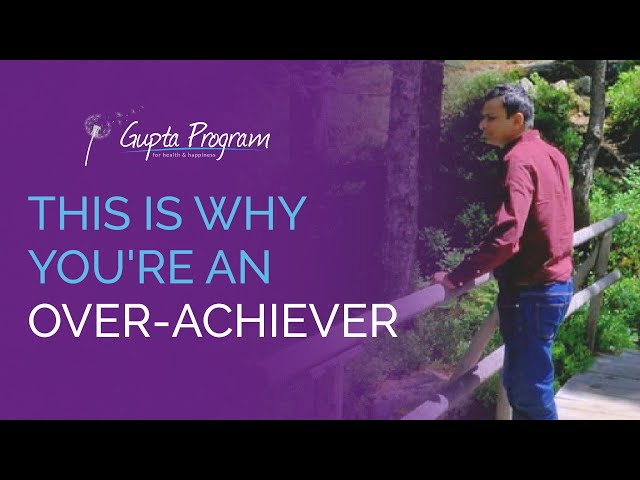 Why You're Probably An Over-Achiever: CFS/Fibro Recovery