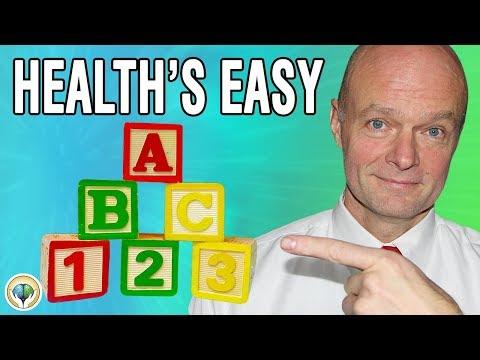 Health Is Simple (Disease Is Complicated)