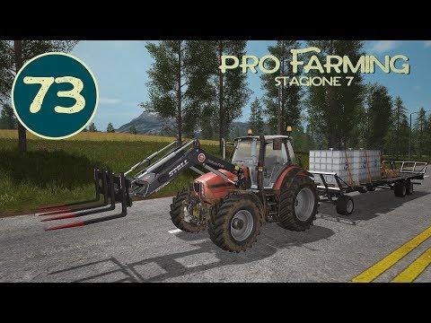 🚜 PRO Farming - Fra pallet e girasoli #73
