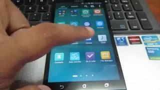 ASUS ZenFone 2 LASER ZE550KL Unlocking and Rooting