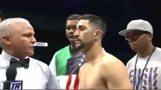 Oscar Valdez vs Rocco Espinoza