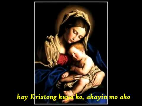 mariang ina ko (with lyrics)