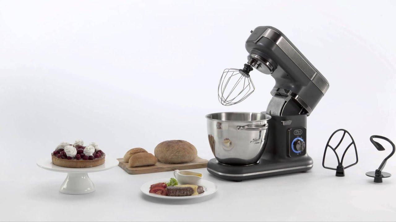 domo elektro - robot de cuisine - pub (français) - youtube