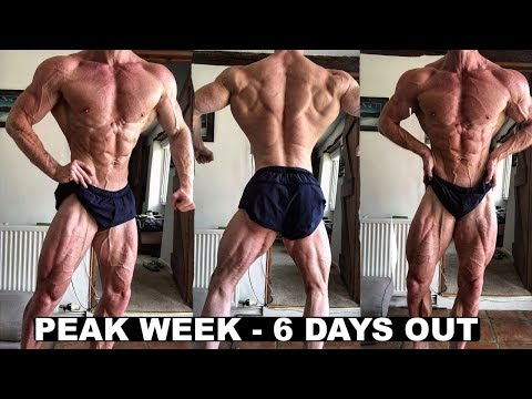 peak-week-plan,-6-days-out,-tips-for-peak-week-and-show-day