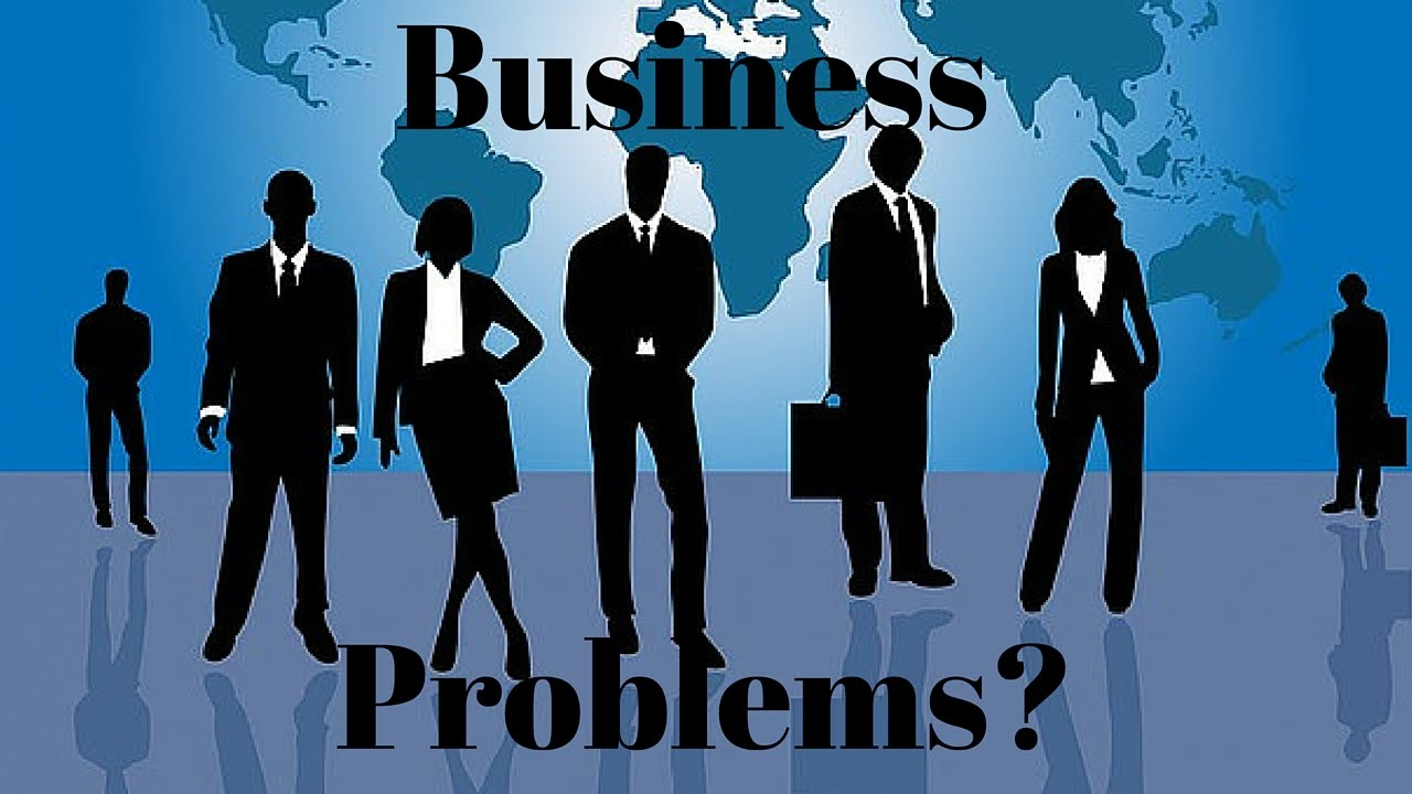 Business Problems - Solving This Cmon Business Problem Mistake ...