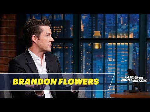 Brandon Flowers Talks About The Killers' Early Days