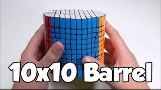 My 10x10x10 Barrel | Former World Record
