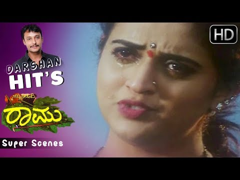 Pavithra lokesh tells the truth | Nanna Preethiya Raamu Kannada Movie | Kannada Super Scenes