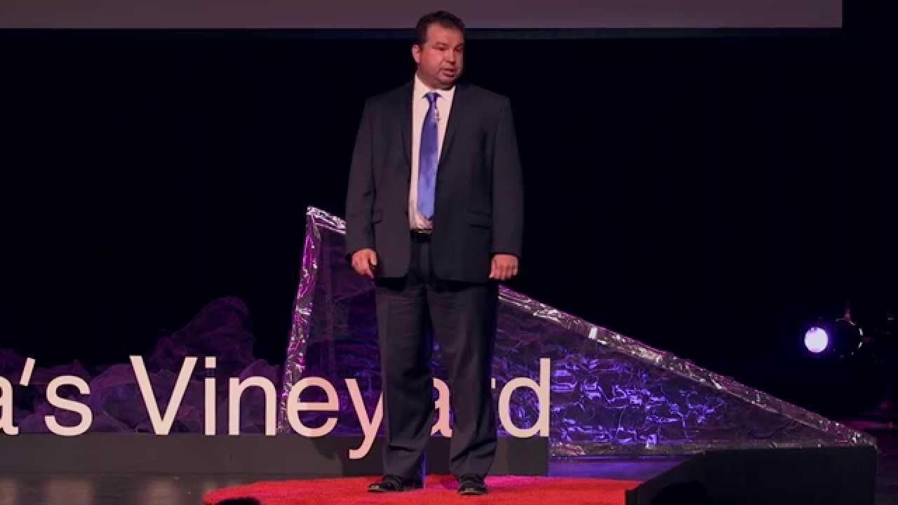 The true injustice of wrongful conviction | Jeffrey Deskovic | TEDxMarthasVineyard