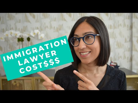 How Much Does An Immigration Lawyer Cost? (Is It Worth It?!)